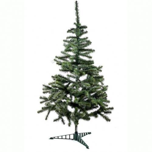 Ель 220 см искусственная зеленая Зимняя красавица 3