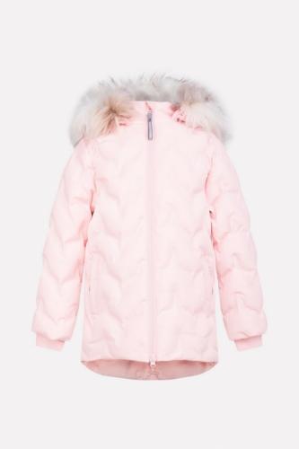 Куртка для девочки Crockid ВК 38034/1 ГР размер 104-110