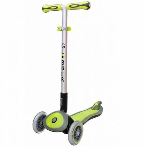 Самокат-Кикборд Globber Elite SL, зеленый
