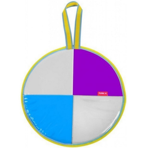 Ледянка Nika мягкая, автотент диаметр 40 см, цвет в ассортименте