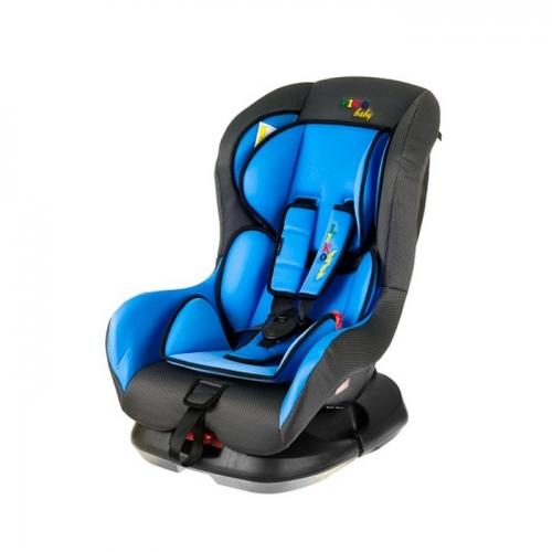 Автокресло Liko Baby LB303 C 0+/1 blue/gray