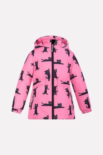 Куртка для девочки Crockid ВК 38032/н/2 ГР размер 98-104