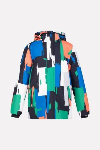 Куртка для мальчика Crockid ВК 36042/н/2 ГР размер 134-140