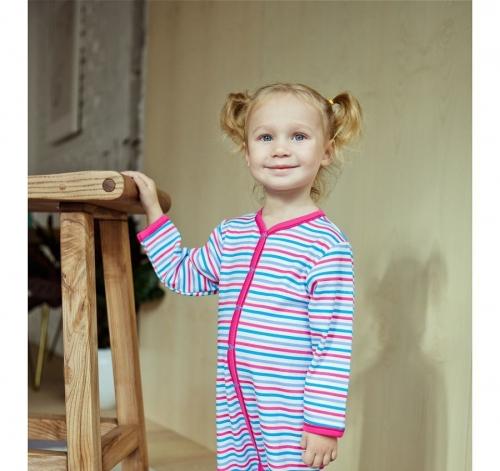 Комбинезон Lucky Child LOVE (арт. А6-103),размер 26 (80-86)
