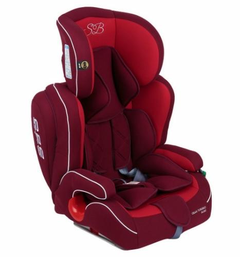 Автокресло Sweet Baby Gran Turismo SPS Isofix 1/2/3 red