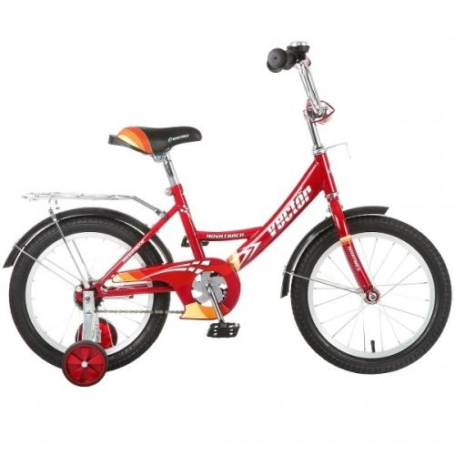 Велосипед Novatrack Vektor, красный, рама 18