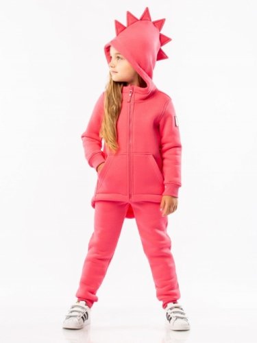 Костюм для девочки BODO розовый, р. 28-30 (рост 98-104см), 11-110U