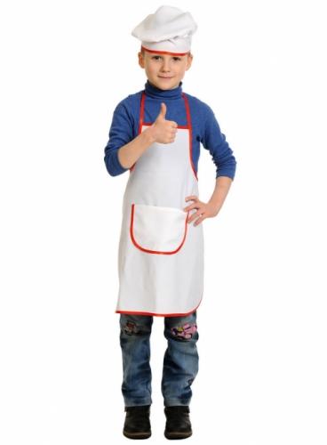 Карнавальный костюм Поварёнок, 5-7 лет