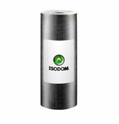 Изодом ECO ПЛ фольгированный серый 5 мм 1х50м