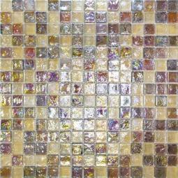 Мозаика Elada Luster Glass M8LA542 карамельный микс 32.7x32.7