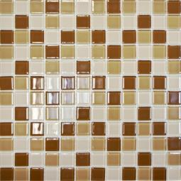 Мозаика Elada Crystal CB521 бежево-коричневый 32.7x32.7
