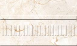 Бордюр Нефрит-керамика Монкада 13-01-1-23-42-15-480-0 25x15 Бежевый