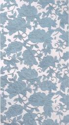 Декор Lasselsberger Оникс голубой 3 25х45