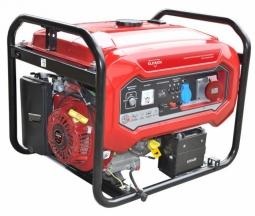 Генератор бензиновый Elitech БЭС 8000 ЕАМ