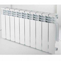 Радиатор алюминиевый Lietex 350-80С 10 секц.