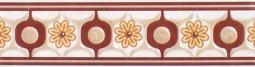 Бордюр ВКЗ Тавола В2 universal желтая 25x6.5