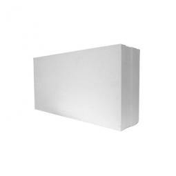 Блок силикатный Simat 498х70х249 мм М150 перегородочный