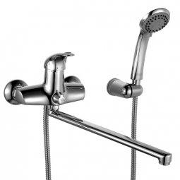 Смеситель для ванны Iddis Carlow CARSBL2i10