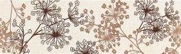 Бордюр Cracia Ceramica Африка Коричневый 03 25x7,5