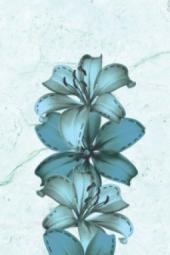 Декор Нефрит-керамика Агидель 04-01-1-06-03-71-098-1 30x20 Голубой