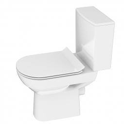 Унитаз-компакт Cersanit City New Clean On с сиденьем дюропласт S-KO-CIT011-3/5-COn-S-DL