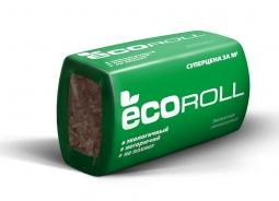 Минераловатный утеплитель Ecoroll Мини 1000х610х50/ 10 шт.