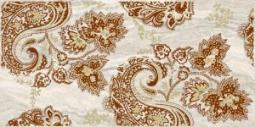Декор Нефрит-керамика Триумф 04-01-1-10-03-23-167-0 50x25 Коричневый