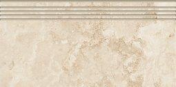 Ступени Kerranova Shakespeare матовый светло-серый 29.4x60