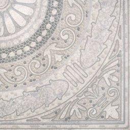 Панно Lasselsberger Тенерифе  серебряный 90х90 (компл 4 шт)