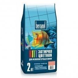 Затирка Bergauf Kitt на цементной основе для швов до 5 мм жасмин (2кг)