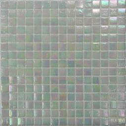 Мозаика Bonаparte Arktika белая глянцевая 32.7х32.7