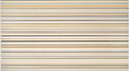 Декор Lasselsberger Камила полоска бежевый 19,8х39,8