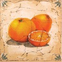 Вставка Сокол Гурман D-493 орнамент матовая 16.5х16.5