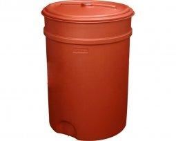 Бочка Тара пластиковая коническая 205 литров