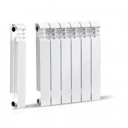 Радиатор биметаллический Viertex 350-80С 10 секц.