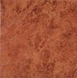 Плитка для пола Шаxтинская Плитка Каменный Цветок Коричневый 33x34