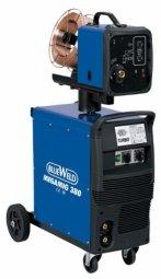 Сварочный аппарат BlueWeld Magamig 380