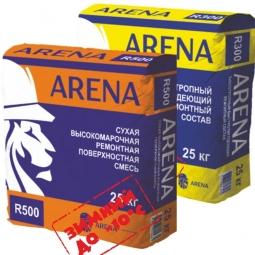 Гидроизоляционная смесь Arena RepairMaster R500 зимний 25 кг