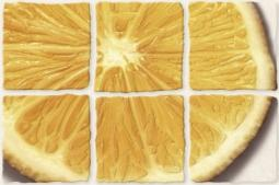 Декор Cersanit Coctail C-CT2K304 Жёлтый 20X30