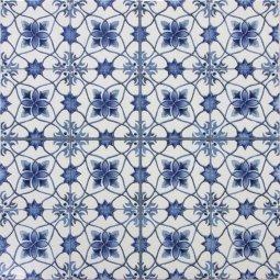 Плитка для пола  Сокол Катарина KTR2 орнамент полуматовая 44х44