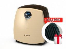Акция: Очиститель-увлажнитель воздуха Boneco W30DI new + Тепловентилятор Zanussi ZFH/C-410 в подарок