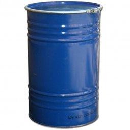 Бочка Тара стальная с крышкой на обруч 100 литров