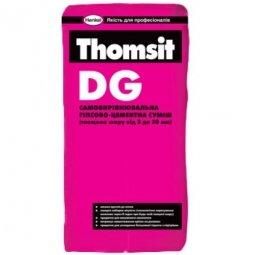 Смесь Ceresit Tomsit DG гипсо-цементная самовыравнивающаяся 25кг