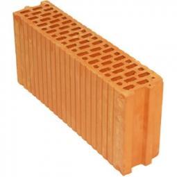 Керамический перегородочный блок Kerakam 12 510х120х219 с пазом и гребнем