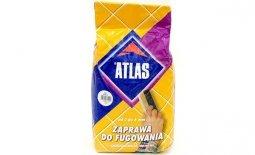 Затирка ATLAS для узких швов до 6 мм № 018 бежево-пастельный (5кг)