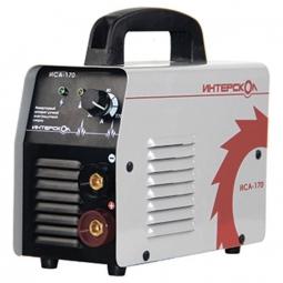 Инверторный сварочный аппарат Интерскол ИСА-170