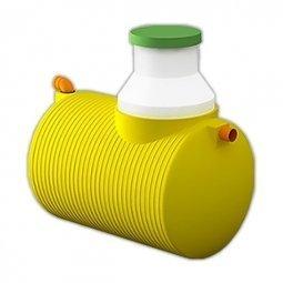 Септик Тритон Пластик Микроб 2400