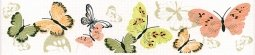 Бордюр Kerama Marazzi Понда STG\A151\6236 25х5.4 бабочки