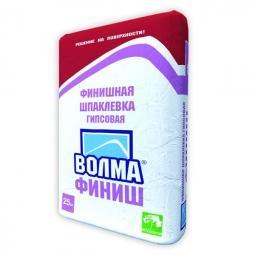 Шпатлевка Волма-Финиш гипсовая  25 кг