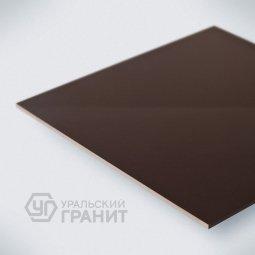 Керамогранит Уральский Гранит UF027 Кофейный 60х60 Рельеф